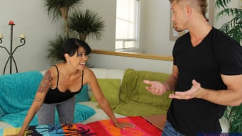 Dana Vespoli in 'and Bill Bailey in My Naughty Massage'