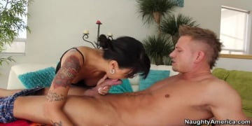 Dana Vespoli and Bill Bailey in My Naughty Massage