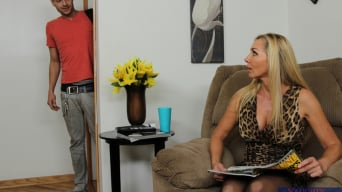 Lisa DeMarco in 'and Xander Corvus in My Friends Hot Mom'