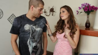 Allison Moore in 'and Xander Corvus in My Friend's Hot Girl'