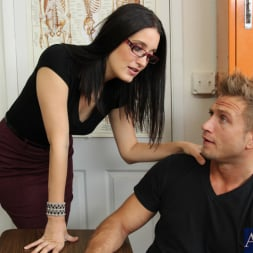 Kimberly Kane in 'Naughty America' and Bill Bailey in My First Sex Teacher (Thumbnail 2)
