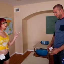 Zoey Nixon in 'Naughty America' and Jordan Ash in Naughty Bookworms (Thumbnail 3)