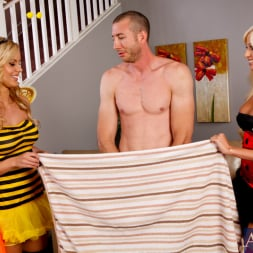 Jessie Rogers in 'Naughty America' Jessie Rogers, Rikki Six and Jordan Ash in My Sisters Hot Friend (Thumbnail 2)