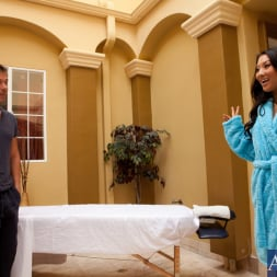 Asa Akira in 'Naughty America' and Mick Blue in My Naughty Massage (Thumbnail 1)