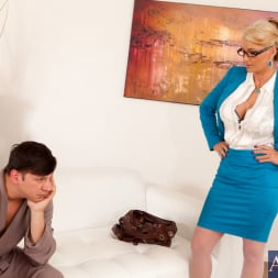 Phoenix Marie in 'Naughty America' and Anthony Rosano in Naughty Office (Thumbnail 1)