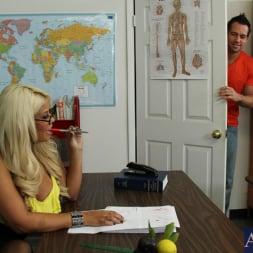 Bridgette B in 'Naughty America' Bridgette B. and Johnny Castle in My First Sex Teacher (Thumbnail 1)