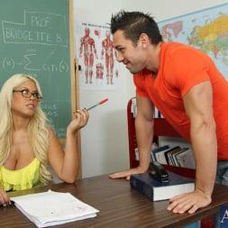 Bridgette B in 'Naughty America' Bridgette B. and Johnny Castle in My First Sex Teacher (Thumbnail 2)