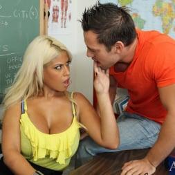 Bridgette B in 'Naughty America' Bridgette B. and Johnny Castle in My First Sex Teacher (Thumbnail 3)