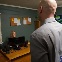 Brandi Love in 'Naughty America' and Johnny Sins in Naughty Office (Thumbnail 1)