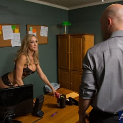 Brandi Love in 'Naughty America' and Johnny Sins in Naughty Office (Thumbnail 2)