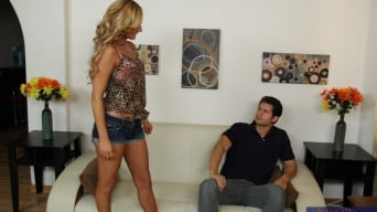 Nikki Seven in 'and Giovanni Francesco in My Wife's Hot Friend'