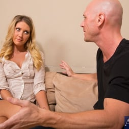 Alysha Rylee in 'Naughty America' and Johnny Sins in My Wife's Hot Friend (Thumbnail 1)
