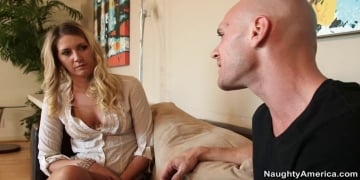 Alysha Rylee and Johnny Sins in My Wife's Hot Friend