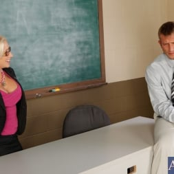 Sammie Spades in 'Naughty America' and Bill Bailey in My First Sex Teacher (Thumbnail 1)