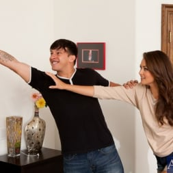 Allie Haze in 'Naughty America' and Anthony Rosano in My Wife's Hot Friend (Thumbnail 2)