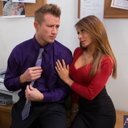 Madison Ivy in 'Naughty America' and Bill Bailey in Naughty Office (Thumbnail 2)