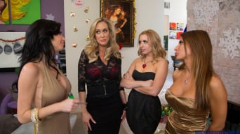 Brandi Love in 'Naughty Office'