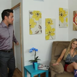 Abbey Brooks in 'Naughty America' and Johnny Castle in My Wife's Hot Friend (Thumbnail 1)