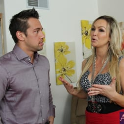 Abbey Brooks in 'Naughty America' and Johnny Castle in My Wife's Hot Friend (Thumbnail 2)