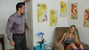 Abbey Brooks in 'and Johnny Castle in My Wife's Hot Friend'