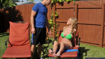 Holly Claus in 'and Jimmy Legend in My Friends Hot Mom'
