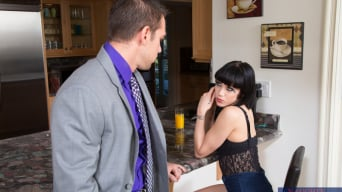 Asphyxia Noir in 'and Johnny Castle in My Wife's Hot Friend'