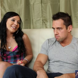 Ashli Orion in 'Naughty America' and Johnny Castle in Neighbor Affair (Thumbnail 1)