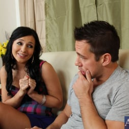 Ashli Orion in 'Naughty America' and Johnny Castle in Neighbor Affair (Thumbnail 2)