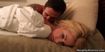 Jessica Nyx and Alan Stafford in My Wife's Hot Friend