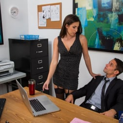 Casey Calvert in 'Naughty America' and Alan Stafford in Naughty Office (Thumbnail 1)