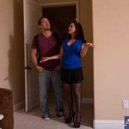 Diamond Foxxx in 'Naughty America' and Johnny Castle in Seduced by a cougar (Thumbnail 1)