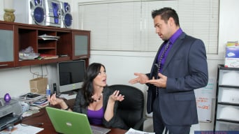Kendra Lust in 'and Johnny Castle in Naughty Office'