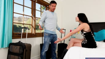 Nadia Nickels in ' and Mick Blue in My Sisters Hot Friend'