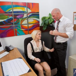 Ash Hollywood in 'Naughty America' and Johnny Sins in Naughty Office (Thumbnail 3)