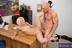 Ash Hollywood and Johnny Sins in Naughty Office (Thumb 13)