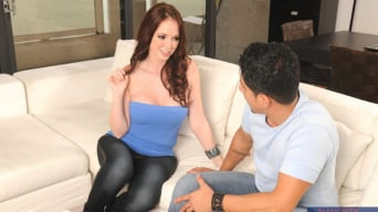 Jessica Rayne in 'and Armando Ponce in My Girlfriend's Busty Friend'