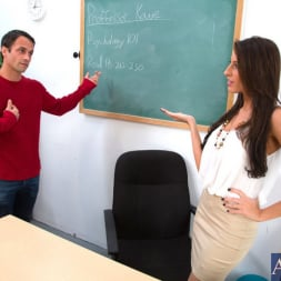 Kortney Kane in 'Naughty America' and Alan Stafford in My First Sex Teacher (Thumbnail 2)