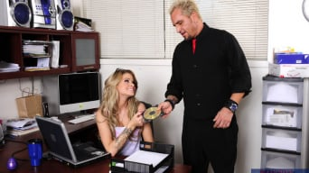 Jessa Rhodes in 'and Barrett Blade in Naughty Office'
