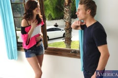 Katie Jordin and Michael Vegas in My Sisters Hot Friend (Thumb 01)