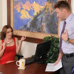 Jasmine Wolff in 'Naughty America' and Levi Cash in Naughty Office (Thumbnail 1)