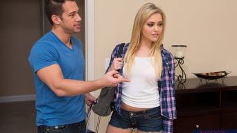 Mia Malkova in 'and Johnny Castle in My Sisters Hot Friend'