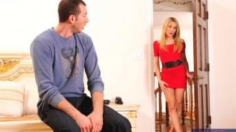 Amy Brooke in 'and Jordan Ash in My Girlfriend's Busty Friend'