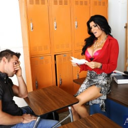 Romi Rain in 'Naughty America' and Johnny Castle in My First Sex Teacher (Thumbnail 2)