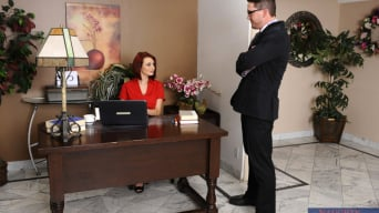 Jessica Robbin in 'and Aaron Wilcoxxx in Naughty Office'