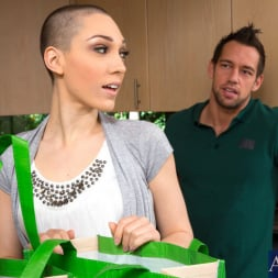 Lily LaBeau in 'Naughty America' and Johnny Castle in Neighbor Affair (Thumbnail 2)