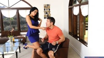 Luna Star in ' and Mick Blue in My Sisters Hot Friend'
