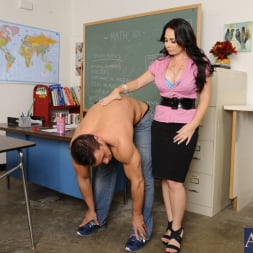 Holly West in 'Naughty America' and Johnny Castle in My First Sex Teacher (Thumbnail 2)