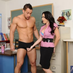 Holly West in 'Naughty America' and Johnny Castle in My First Sex Teacher (Thumbnail 3)