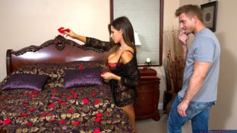 Madison Ivy in 'and Bill Bailey in My Dad's Hot Girlfriend'