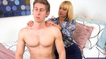 Mellanie Monroe in 'and Danny Wylde in My Friends Hot Mom'